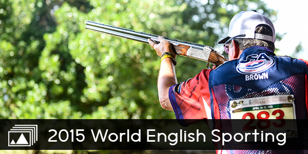 2015 World English Sporting