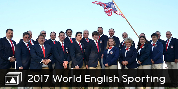 2017 World English Sporting