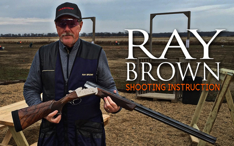 Contact Ray Brown Shooting Instructor