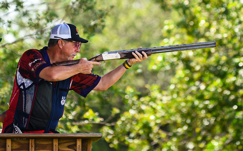 Ray Brown's Sporting Clays Equipment