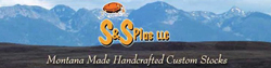S&S Plus Custom Montana Made Handcrafted Custom Stocks